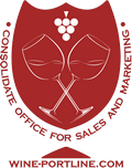 "Consolidated office for sales and marketing ""Wine Portline.com"""